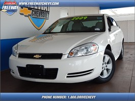View the 2009 Chevrolet Impala