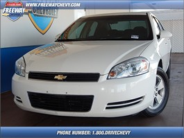 View the 2008 Chevrolet Impala