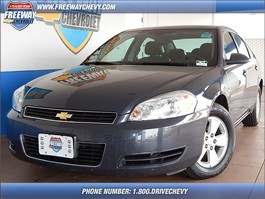 View the 2008 Chevrolet Impala
