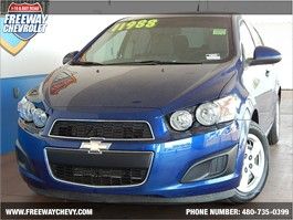 View the 2013 Chevrolet Sonic