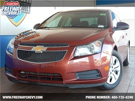 View the 2012 Chevrolet Cruze