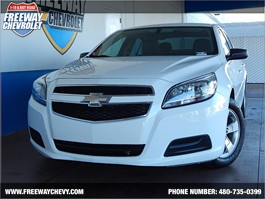 View the 2013 Chevrolet Malibu