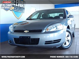View the 2007 Chevrolet Impala