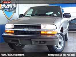View the 1999 Chevrolet Blazer