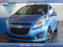 View the 2013 Chevrolet Spark
