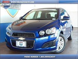 View the 2014 Chevrolet Sonic