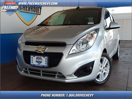 View the 2014 Chevrolet Spark