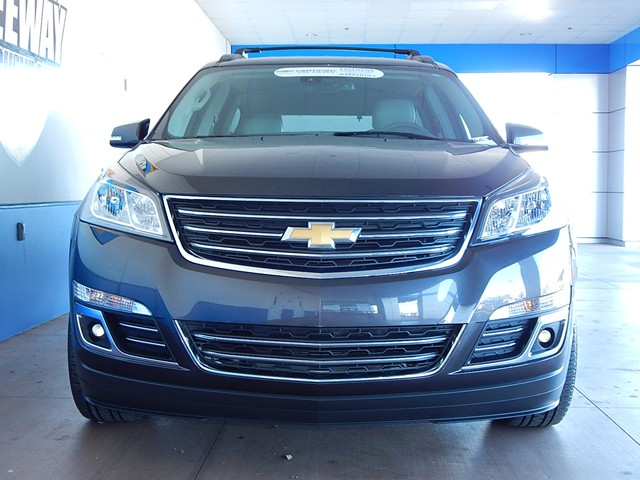 used 2014 chevrolet traverse ltz stock cp61404a. Black Bedroom Furniture Sets. Home Design Ideas