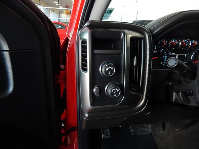 2018 Chevrolet Silverado 1500 LTZ Crew Cab – Stock #CP93095