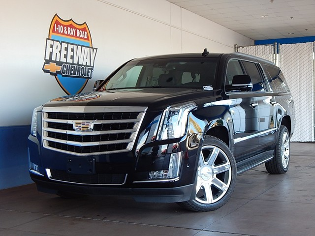 2018 Cadillac Escalade ESV Premium Luxury – Stock #CP94091