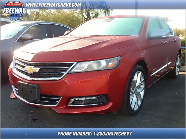 used 2014 chevrolet impala ltz phoenix az for sale at stock p2677. Black Bedroom Furniture Sets. Home Design Ideas