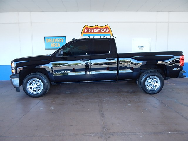 used 2015 chevrolet silverado 1500 ls extended cab stock p2923 chapman automotive group. Black Bedroom Furniture Sets. Home Design Ideas