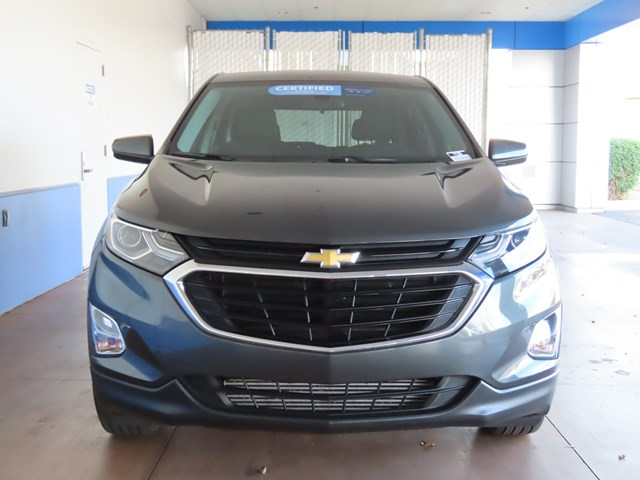 2018 Chevrolet Equinox LT – Stock #P4200