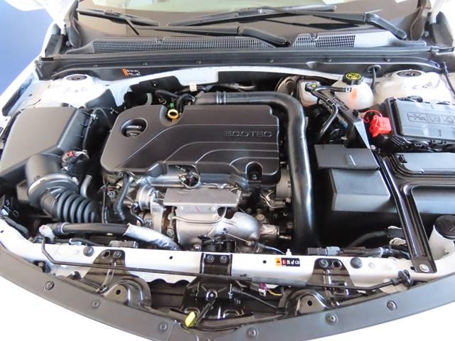 2018 Chevrolet Malibu LS – Stock #P4208