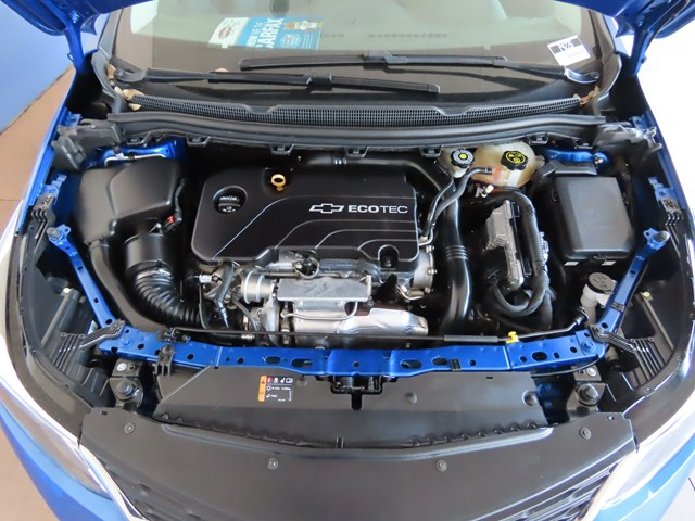 2017 Chevrolet Cruze LT – Stock #P4226