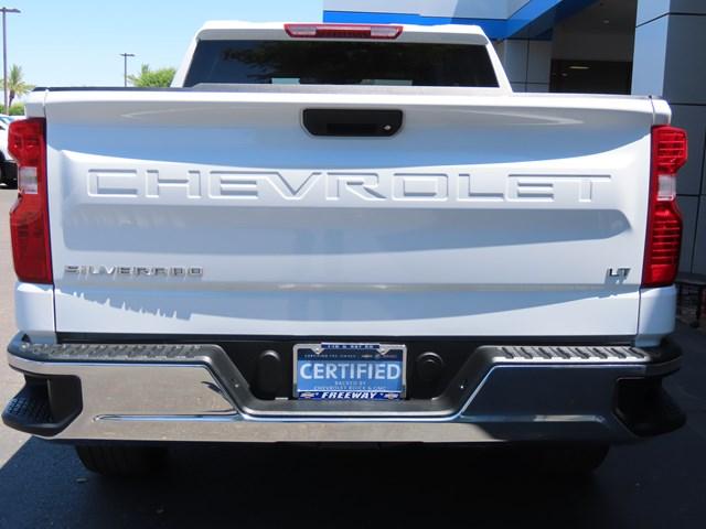 2020 Chevrolet Silverado 1500 LT Crew Cab – Stock #P4229