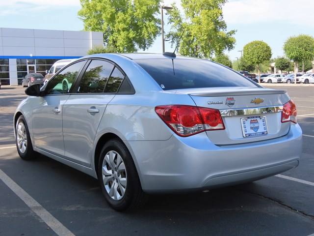 2016 Chevrolet Cruze Limited LS – Stock #P4335A