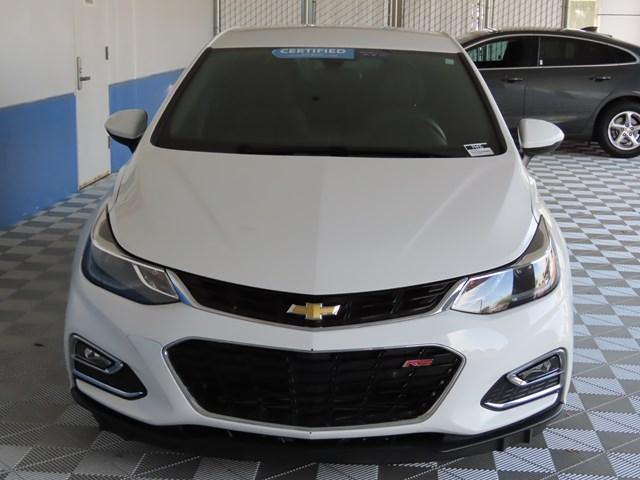 2017 Chevrolet Cruze LT – Stock #P4455