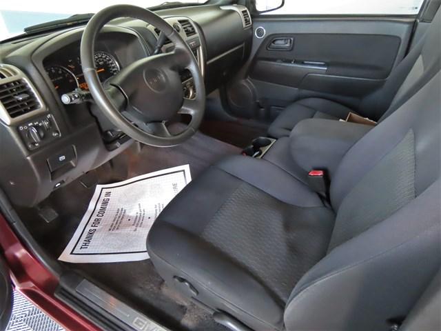 2007 GMC Canyon SLE Crew Cab – Stock #P4500A