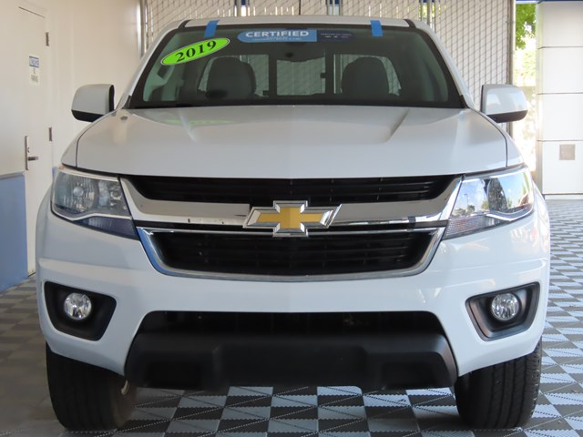 2019 Chevrolet Colorado LT Crew Cab – Stock #P4521