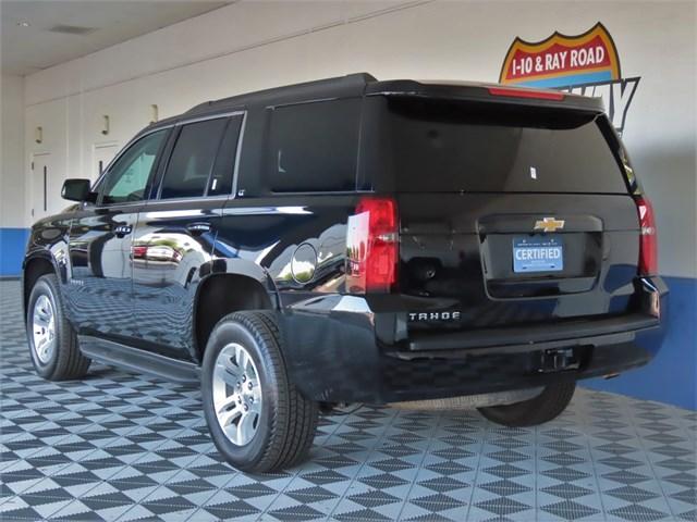 2020 Chevrolet Tahoe LT – Stock #P4535