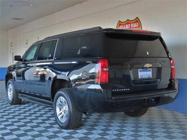 2020 Chevrolet Suburban LT 1500 – Stock #P4536