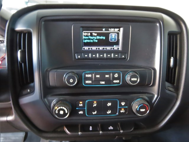 2016 Chevrolet Silverado 1500  – Stock #P4549