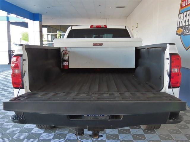 2016 Chevrolet Silverado 1500  – Stock #P4550