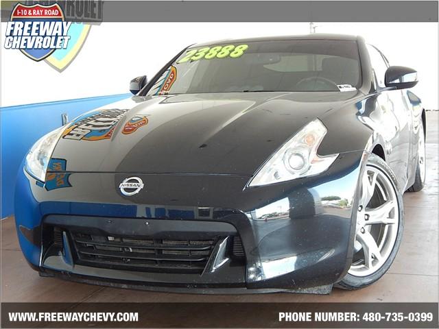 2012 Nissan 370z Stock Pk2774a