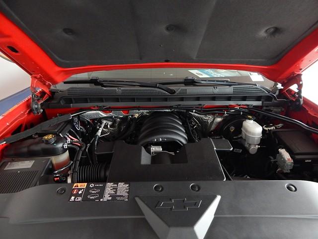 2016 Chevrolet Silverado 1500 LTZ Crew Cab – Stock #CP94180