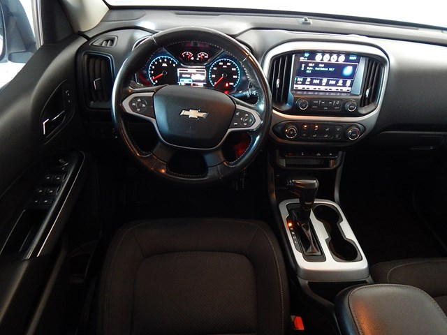 2017 Chevrolet Colorado LT Crew Cab – Stock #CP94652A