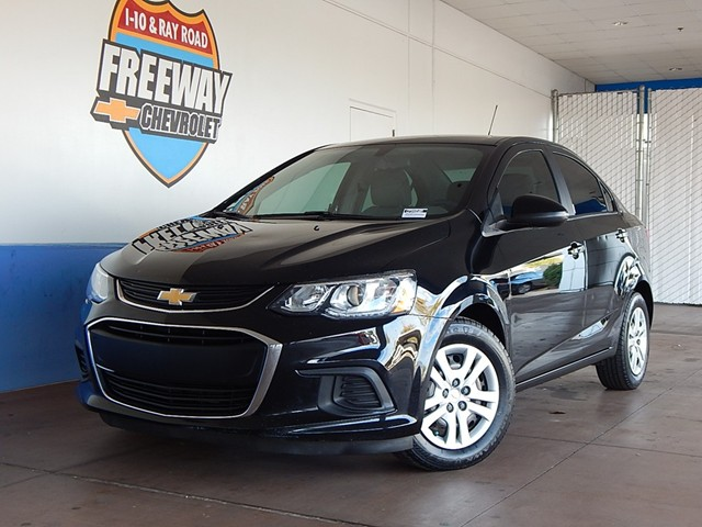 2017 Chevrolet Sonic LS – Stock #CP94850A