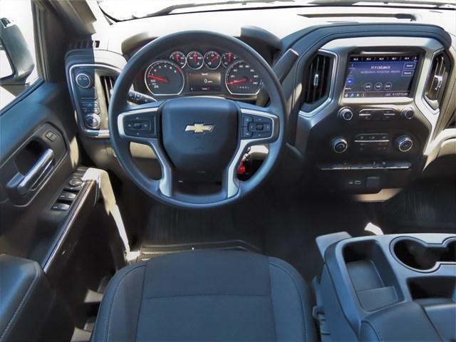 2020 Chevrolet Silverado 1500 LT Extended Cab – Stock #P4227