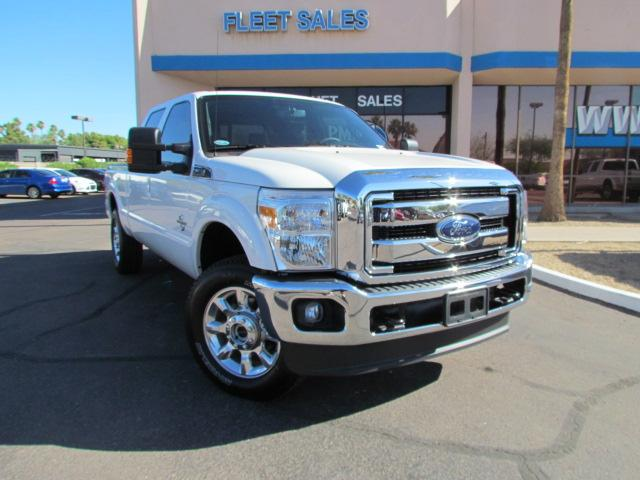 2012 Ford F-250 Super Duty Crew Cab Lariat