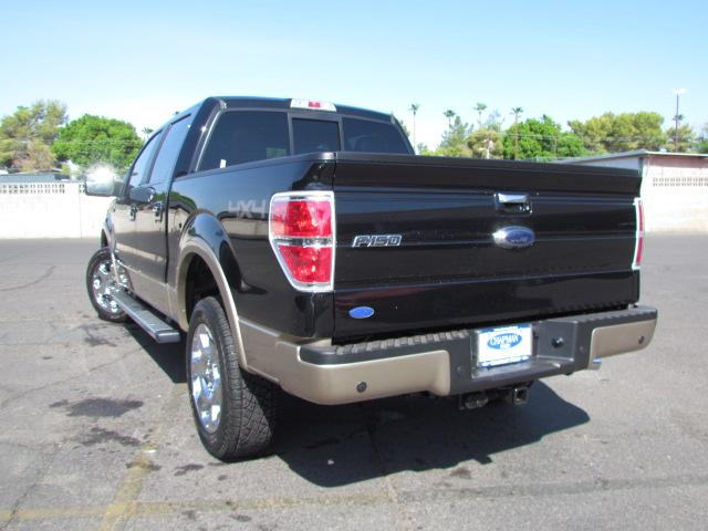 2012 Ford F-150 SuperCrew Lariat