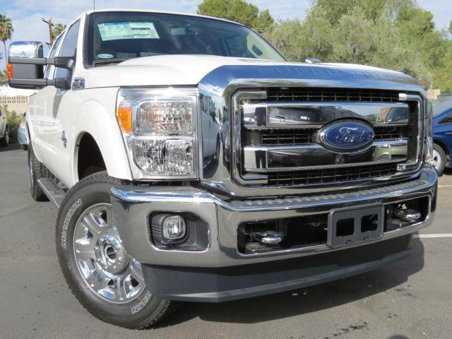 2014 Ford F-250 Super Duty Crew Cab Lariat