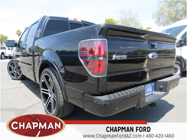 2014 ford f 150 supercrew fx2 phoenix az stock 143190 chapman ford. Black Bedroom Furniture Sets. Home Design Ideas