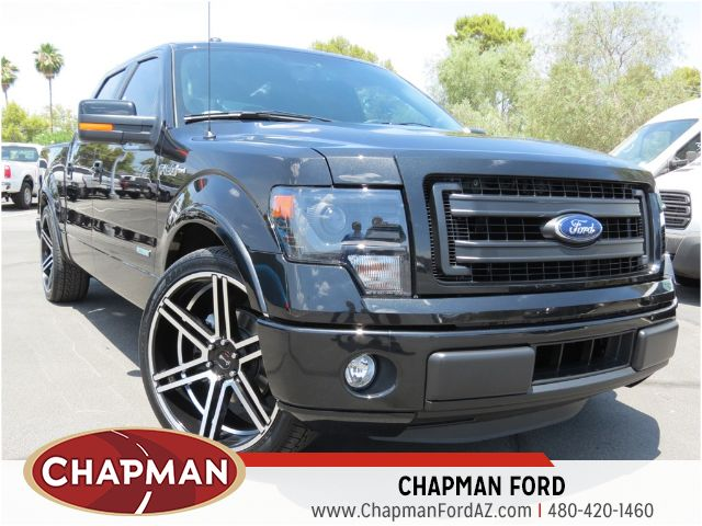 2014 ford f 150 supercrew fx2 143190 chapman automotive group. Black Bedroom Furniture Sets. Home Design Ideas