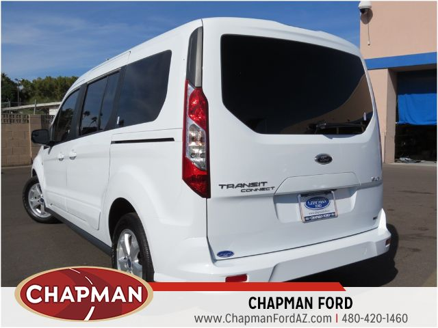 used 2014 ford transit connect wagon xlt phoenix az stock 143348a chapman ford. Black Bedroom Furniture Sets. Home Design Ideas
