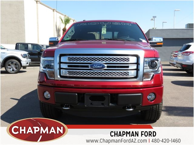 2014 ford f 150 roush platinum 143387 chapman automotive group. Black Bedroom Furniture Sets. Home Design Ideas