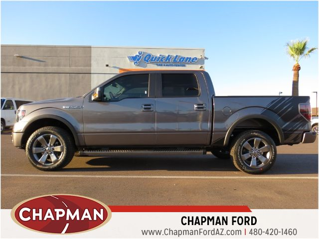 2014 ford f 150 roush fx4 phoenix az stock 143389 chapman ford. Black Bedroom Furniture Sets. Home Design Ideas
