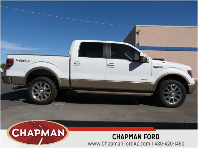 2014 Ford F 150 Supercrew King Ranch Stock 143532