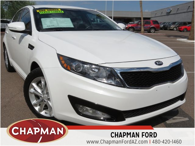 used 2013 kia optima ex stock 150034b chapman automotive group. Black Bedroom Furniture Sets. Home Design Ideas