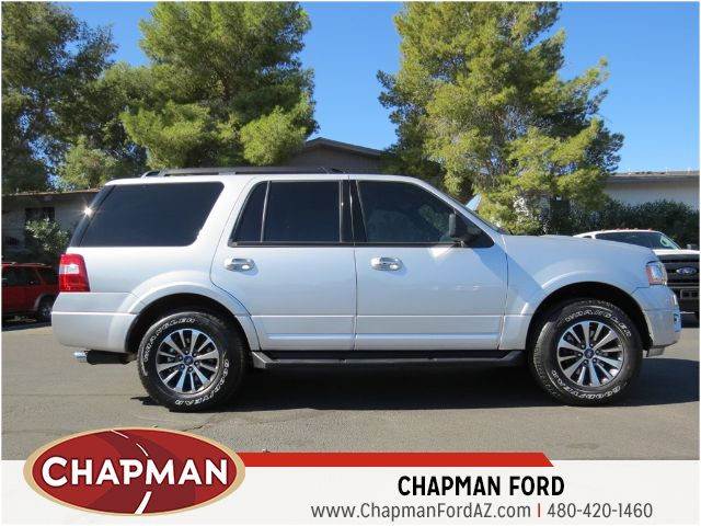 2015 ford expedition xlt 150391 chapman automotive group. Black Bedroom Furniture Sets. Home Design Ideas