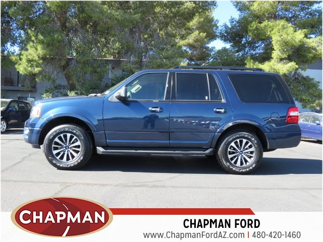 2015 ford expedition xlt stock 150523 chapman automotive group. Black Bedroom Furniture Sets. Home Design Ideas