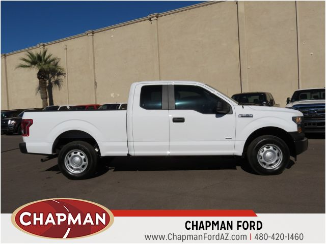 2015 ford f 150 supercab xl stock 150896 chapman automotive group. Black Bedroom Furniture Sets. Home Design Ideas
