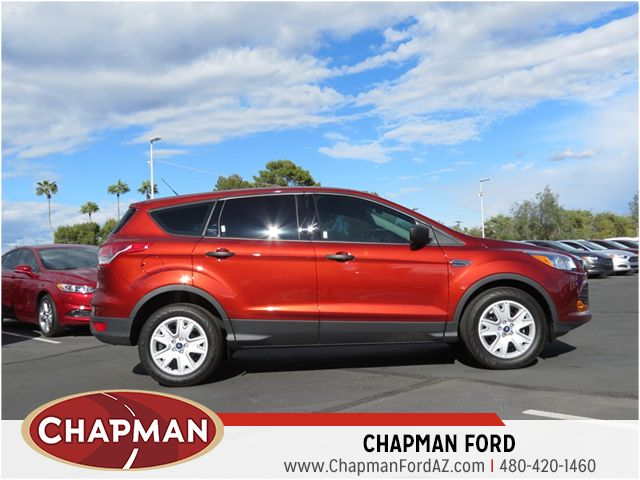 2015 ford escape s 150995 chapman automotive group. Black Bedroom Furniture Sets. Home Design Ideas