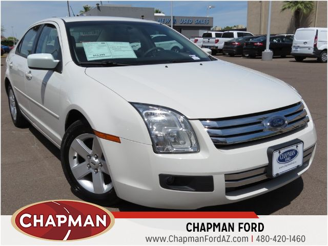 used 2009 ford fusion se stock 151080a chapman. Black Bedroom Furniture Sets. Home Design Ideas