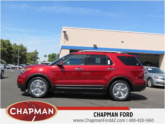 2015 ford explorer limited stock 151110 chapman automotive group. Black Bedroom Furniture Sets. Home Design Ideas