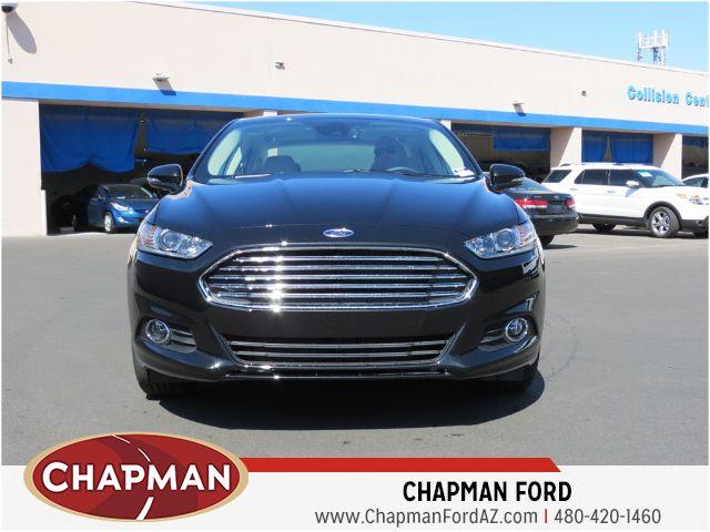 2015 ford fusion se stock 151126 chapman automotive group. Black Bedroom Furniture Sets. Home Design Ideas